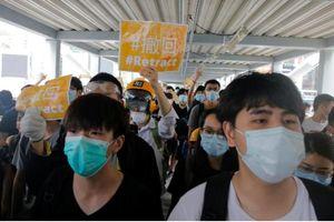 Nhiều cơ quan chính phủ Hong Kong phải đóng cửa vì biểu tình