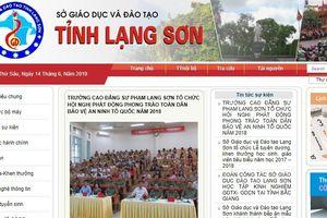 Tra cứu điểm thi tuyển sinh lớp 10 Lạng Sơn năm 2019