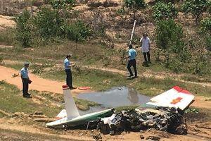 Bộ Quốc phòng thông tin chính thức vụ rơi máy bay quân sự khiến 2 phi công hy sinh