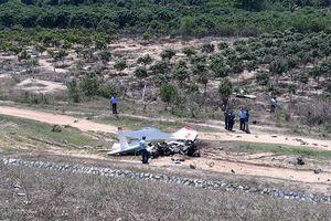 Danh tính 2 chiến sỹ hy sinh trong vụ rơi máy bay quân sự ở Khánh Hòa