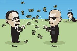 Biếm họa 24h: MU, Arsenal 'Gato' với cách chuyển nhượng của Real