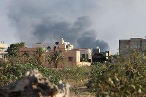 Xung đột leo thang reo giắc bi kịch cho trẻ em tại Libya