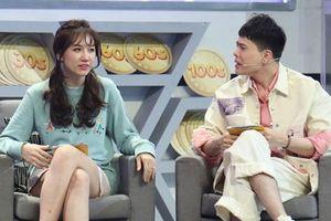 Khẳng định sầu riêng chỉ có 1 hạt, Hari Won bị Trịnh Thăng Bình yêu cầu học lại kiến thức cơ bản