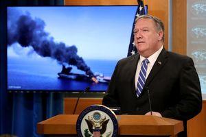 Mỹ tung video tố Iran dỡ thủy lôi chưa nổ khỏi tàu chở dầu bị tấn công nhằm phi tang chứng cứ