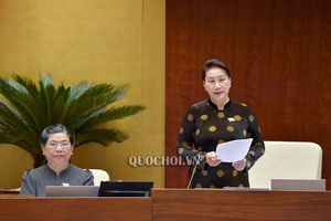 Bế mạc kỳ họp thứ 7 Quốc hội khóa XIV