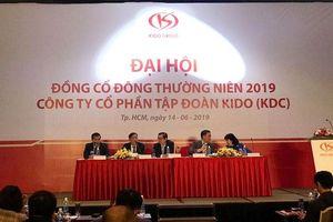 ĐHĐCĐ Tập đoàn KIDO (KDC): Đặt kế hoạch lãi trước thuế 300 tỷ đồng