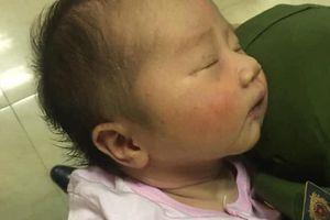 Bé gái 6 ngày tuổi bị bỏ rơi trong thùng với lời nhắn: 'Tôi không tròn trách nhiệm làm mẹ, mong mọi người giúp tôi nuôi cháu'