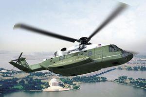 Hải quân Mỹ đặt hàng 6 trực thăng mới cho tổng thống