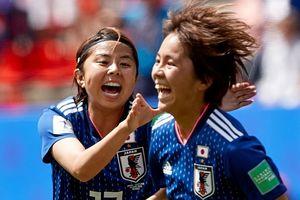 Bàn thắng giúp tuyển Nhật Bản thăng hoa ở World Cup nữ 2019
