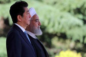 Ông Abe vừa đến Tehran hòa giải, Mỹ - Iran đã leo thang căng thẳng