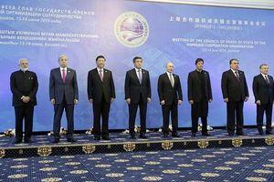 Khai mạc Hội nghị cấp cao Tổ chức Hợp tác Thượng Hải