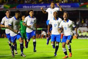 Coutinho lập cú đúp, chủ nhà Brazil thắng đậm trận ra quân