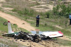 Sẽ hỏa táng 2 phi công rơi máy bay ở Khánh Hòa