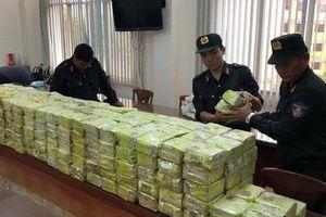 Bộ Công an triệt xóa đường dây ma túy từ Campuchia về TP HCM