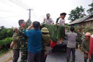 Lào Cai: Tìm thấy thi thể bà cụ sau 4 ngày mất tích