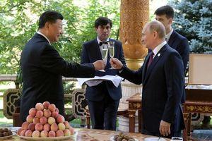 Món quà mát lạnh TT Putin tặng Chủ tịch Tập Cận Bình nhân ngày sinh nhật thứ 66