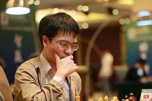 Kỳ thủ Quang Liêm vô địch giải cờ vua châu Á
