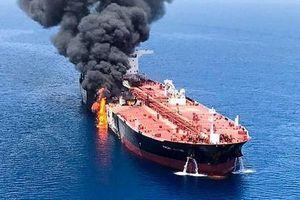 Ông Trump chỉ đích danh Iran đứng sau vụ tấn công tàu chở dầu