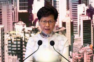Hồng Kông hoãn vô thời hạn dự luật dẫn độ