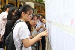 Hà Nội công bố điểm chuẩn vào lớp 10 THPT công lập năm 2019