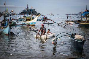Mâu thuẫn Trung Quốc - Philippines dâng cao vì vụ tàu cá