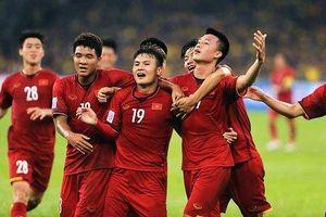 CHÍNH THỨC: Việt Nam lọt nhóm hạt giống số 2 vòng loại World Cup 2022