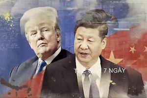 Thế giới 7 ngày: Ông Trump 'làm cao' với Trung Quốc
