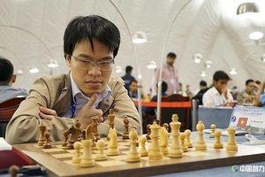 Lê Quang Liêm lần đầu tiên vô địch cờ vua châu Á