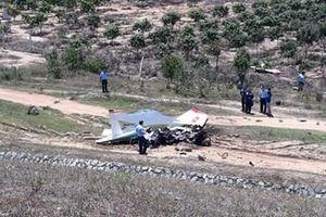 Vụ máy bay rơi ở Khánh Hòa: Rơi lệ về gia cảnh của đại úy phi công, Biên đội trưởng hy sinh