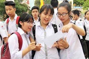 Điểm chuẩn vào lớp 10 THPT công lập năm 2019 ở Hà Nội