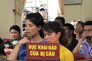2 chị em ruột lập mưu bán thiếu nữ sang Trung Quốc