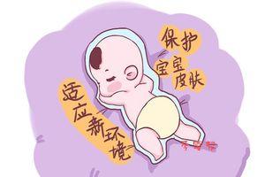 Không phải mẹ nào cũng biết cách làm sạch chất gây trên cơ thể trẻ sơ sinh đúng cách