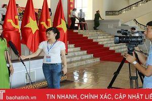 Báo Hà Tĩnh giành 11 giải Báo chí Trần Phú năm 2018