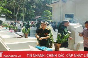 Ngã ba Đồng Lộc đón tiếp hơn 151 nghìn lượt khách tham quan