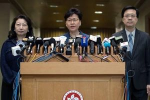 Hồng Kông đình chỉ vô thời hạn dự luật dẫn độ
