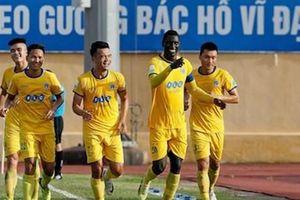 Câu lạc bộ Thành phố Hồ Chí Minh và câu lạc bộ Thanh Hóa hòa 0-0