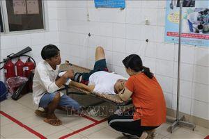 Thiếu úy biên phòng bắn bị thương nhiều người đã tự sát