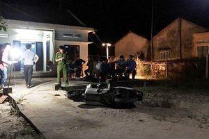 Hé lộ nguyên nhân ban đầu dẫn đến vụ truy sát chấn động tại Quảng Nam