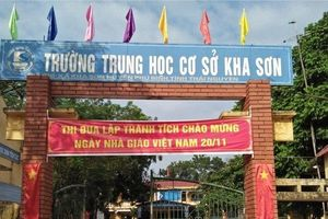 Thái Nguyên: Hiệu trưởng nói phụ huynh 'vòi' tiền khi bị tố đánh học sinh nhập viện