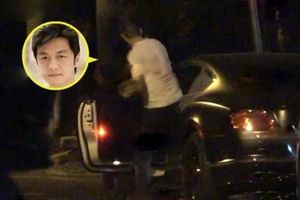Tài tử Thiên long bát bộ bị chỉ trích vì lái xe khi say