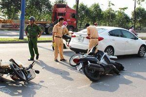 TP Hồ Chí Minh có 19 điểm đen về tai nạn giao thông