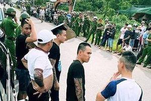 Bắt đối tượng điều động giang hồ vây xe công an ở Đồng Nai