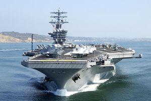 Mỹ né tránh không dám thừa nhận hàng không mẫu hạm đã trở nên lỗi thời?