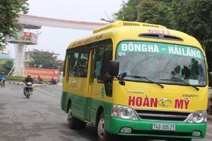 Thêm 2 tuyến buýt nội tỉnh không trợ giá ở Quảng Trị