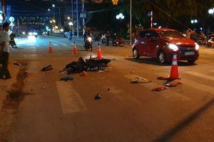 Bình Dương: 2 người thương vong sau vụ va chạm giữa xe PKL và xe máy