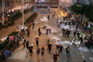 Trung Quốc: Phương Tây đang hỗ trợ làn sóng biểu tình ở Hong Kong