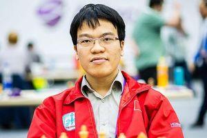 Đánh bại đối thủ Ấn Độ, Lê Quang Liêm lên ngôi vô địch giải cờ vua châu Á