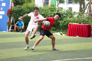12 đội bóng mạnh đua tranh tại Cúp Báo Đấu thầu mở rộng 2019
