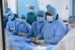 Điều trị thành công ca bệnh phình động mạch não bằng phương pháp can thiệp nội mạch
