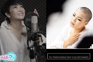 'Tự thân nàng hãy cứu độ nàng' của Phương Thanh chạm mốc 1 triệu view sau 3 ngày ra mắt